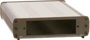 Single RACK-UP Mounting Bay Utility Chassis