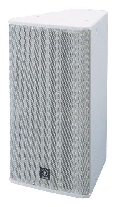 "12"" 2-way Speaker, 60 x 40 Degrees Rotatable, White"