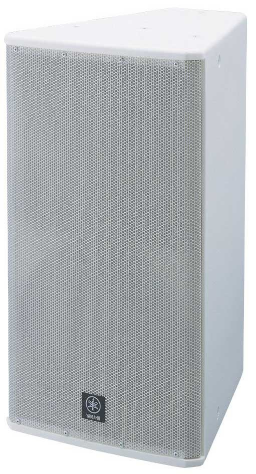 "12"" 2-way Speaker with 90x90 Rotatable Coverage, White"