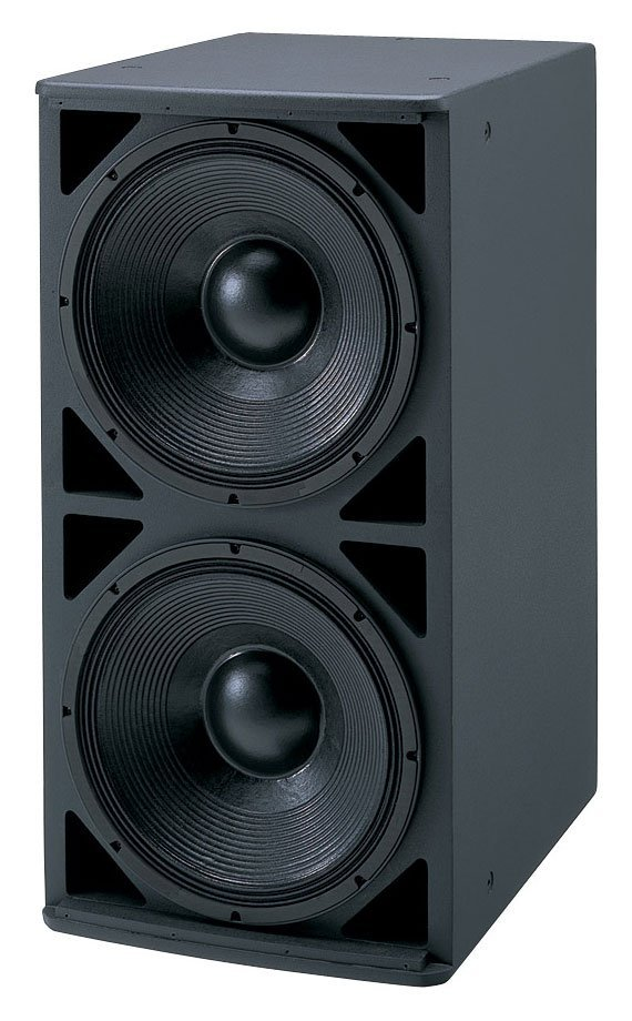 "Dual 15"" Subwoofer"