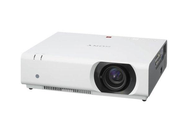 Sony VPLCW255 WXGA Projector, 3400 Lumens VPLCW255