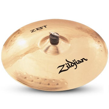 "18"" ZBT Crash Cymbal"