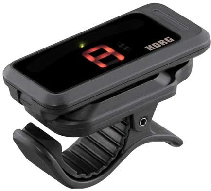 PitchClip Chromatic Tuner