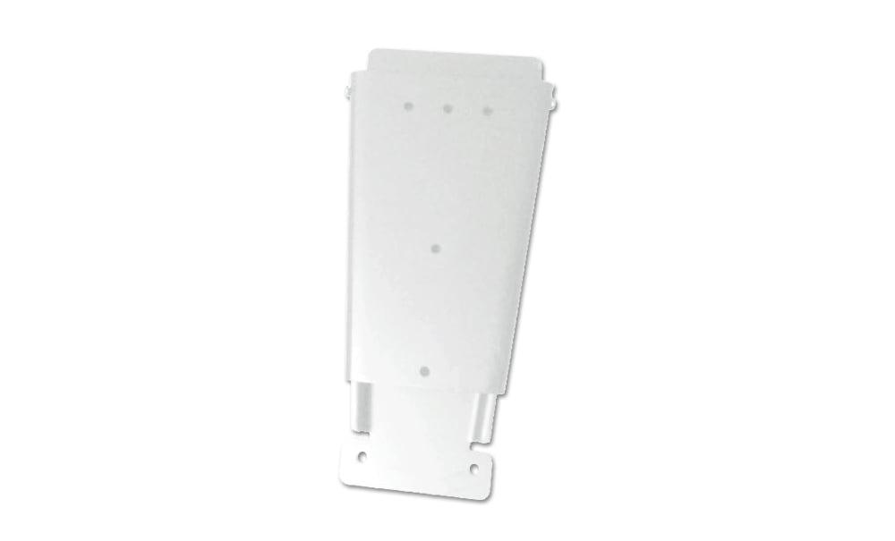Flush-Mount Wall Brackets for CBT Speakers, White