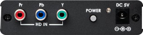 Converter, YPbPr Composite to Video
