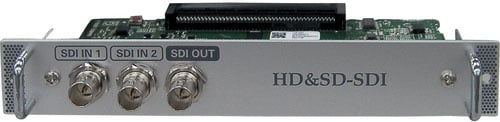 HD/SD-SDI Input Signal Board for PT-EX16KU Projector