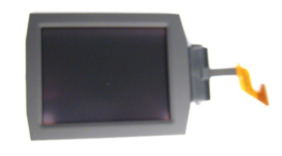 Panasonic Camcorder LCD Display
