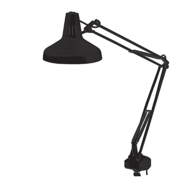 "45"" Light Edge Mount Arm (Black)"