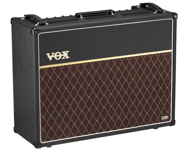 "30W Combo 2x12"" Guitar Amp, Valve Reactor, Solid State"