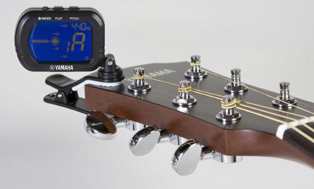 Clip-On Chromatic Tuner