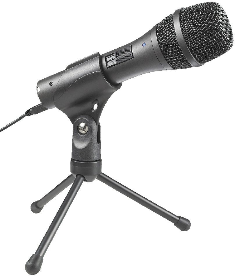 Handheld Microphone, Dynamic