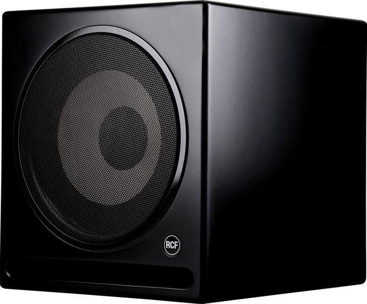 "250W Active Professional Studio Subwoofer with 10"" Woofer"