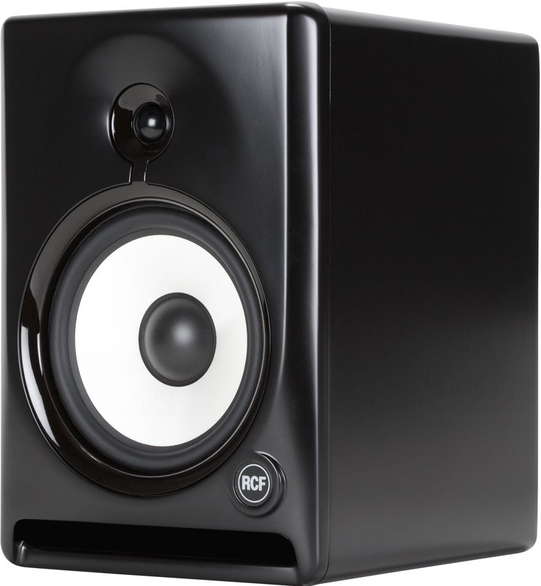"80W Active Two-Way Professional Studio Monitor with 8"" Woofer"