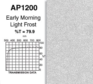 Apollo Design Technology AP-GEL-1200  Gel Sheet, 20x24, Early Morning Frost AP-GEL-1200
