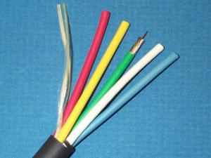 Quicklinx 5x25 MHR CM Bulk Cable, 1000feet