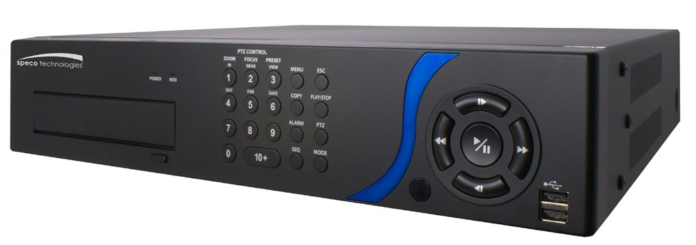 8 Channel Embedded DVR with Loop out