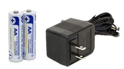 Charger Kit, 3 Volt Drop-In