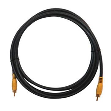 Cable, RCA Male - RCA Male, 3 Feet
