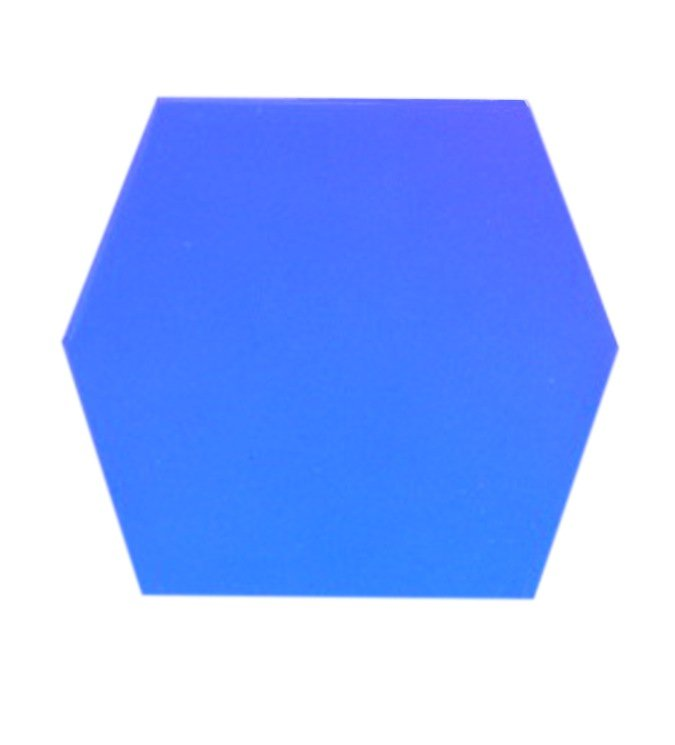 Martin Blue Hex