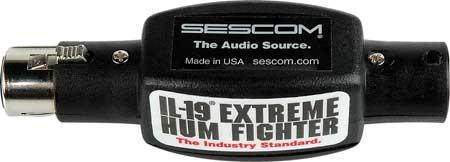 Pro Audio Hum Eliminator