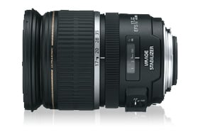 EF-S 17-55 f/2.8 IS USM Zoom Lens