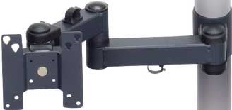 Premier Mounts MM-A1  Single Display Articulating Arm MM-A1
