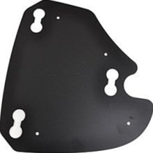 Speaker Mounting Plate, Single, for EV ZX1 Series