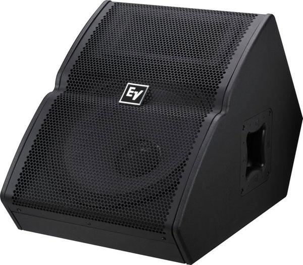 """500W, 15"""" 2-way Passive Vertical Floor Monitor 90x50 Horn"""