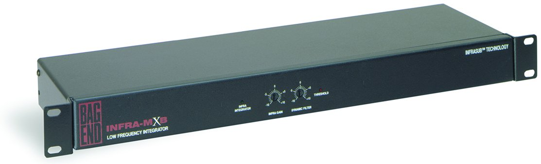 Loudspeaker Controller with Stereo Balanced I/O
