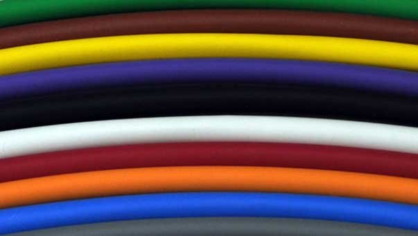 "3/16"" Clear Heat Shrink Tubing Sold By The Foot"