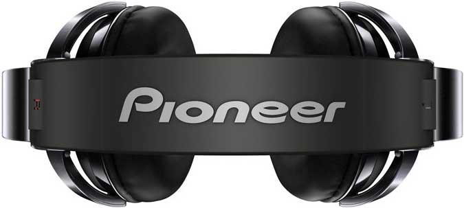 Black Professional DJ Headphones