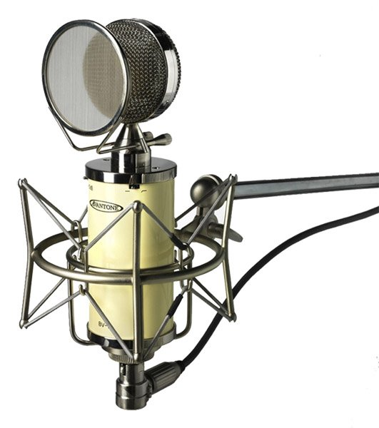Large Diaphragm Tube Condenser Microphone
