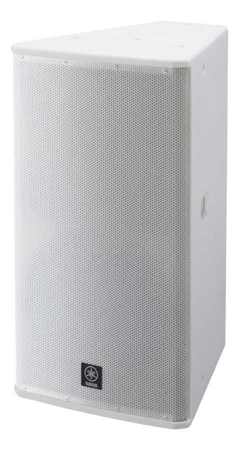 "12"" 2-way Speaker with 90x50 Rotatable Coverage, White"