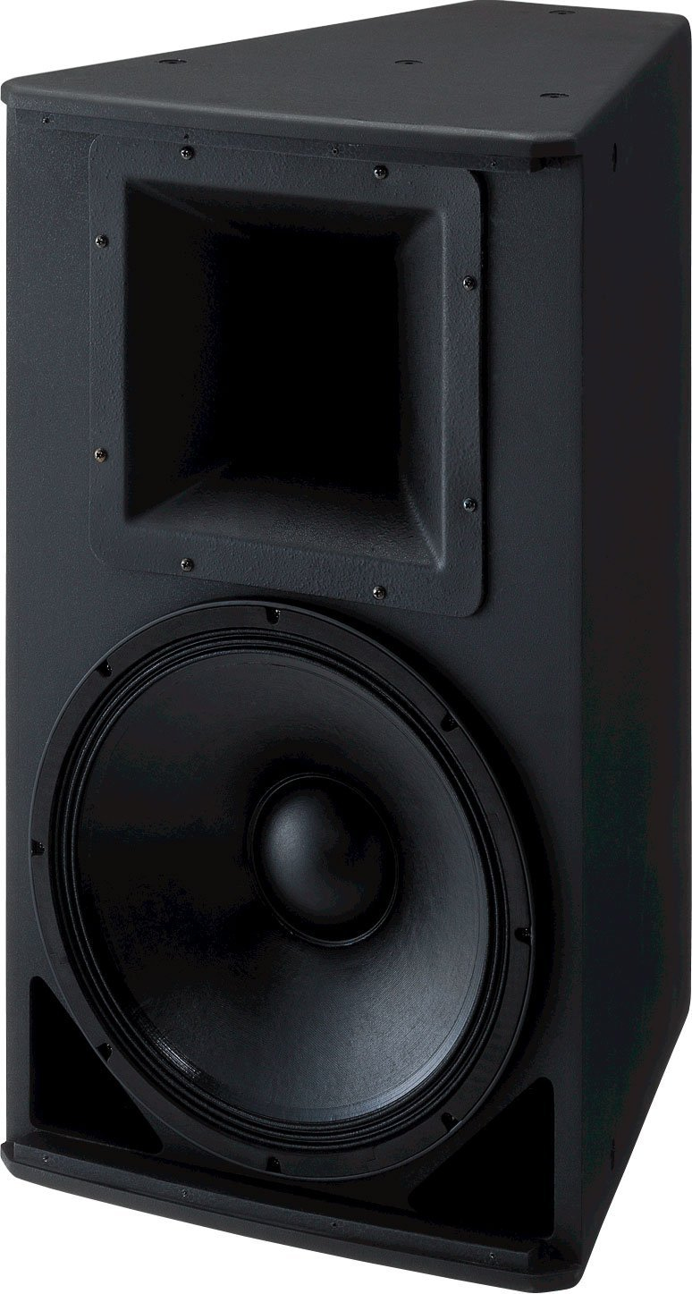 """15"""" 2-way Speaker with 90x50 Rotatable Coverage, WHITE"""