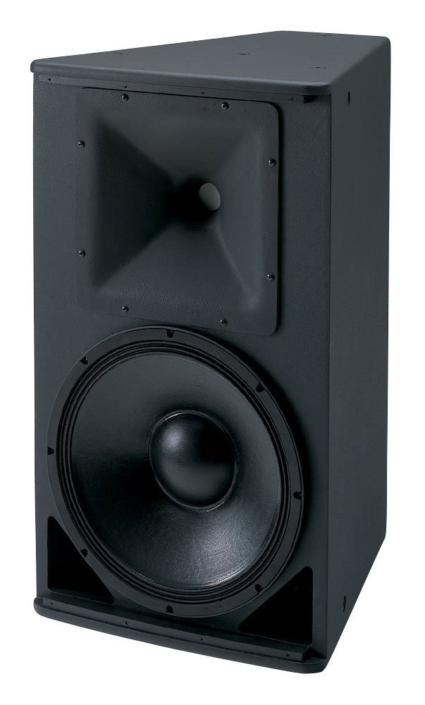 "15"" 2-way Speaker with 60x50 Rotatable Coverage, WHITE"
