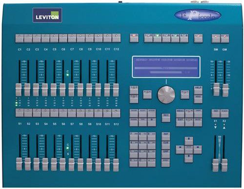 Piccolo 96-Channel Lighting Console