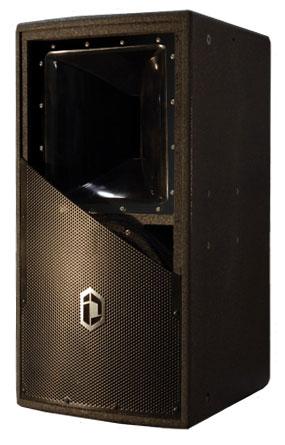 """1.4"""" x 12"""" 2-Way Full Range Speaker"""