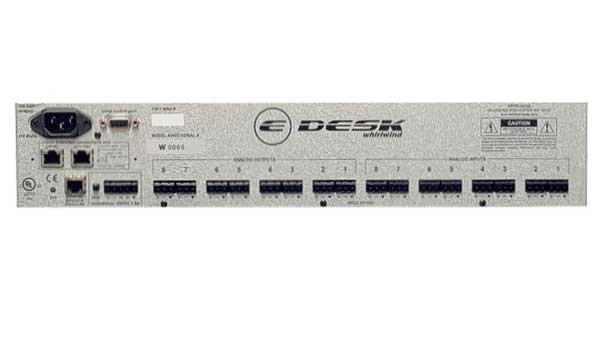 E Desk DSP CobraNet Mixer/Router