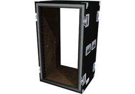 Grundorf Corp T2-SK2018 Tour 2 Case, Shock Rack, 20 Rack Spaces T2-SK2018
