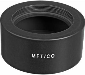 M42 Thread Lens to Micro 4/3 Camera Mount Adapter