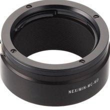 Minolta MD Lens to Micro 4/3 Camera Mount Adapter