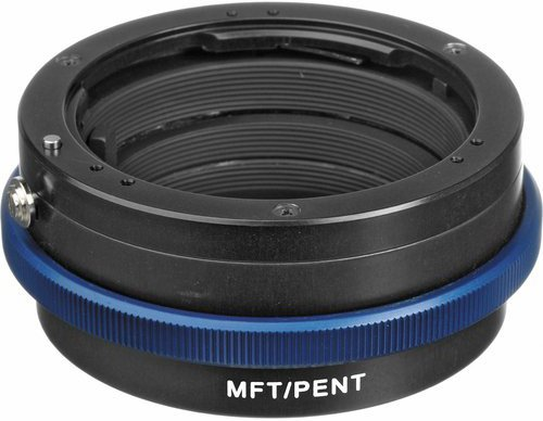 Pentax K Lens to Micro 4/3 Camera Mount Adapter