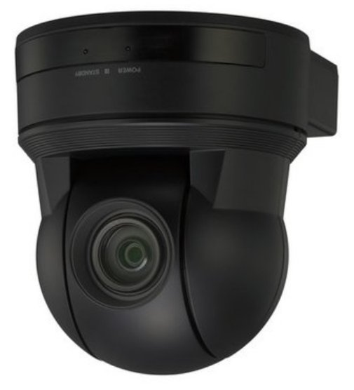 28x SD PTZ NTSC Camera in Black