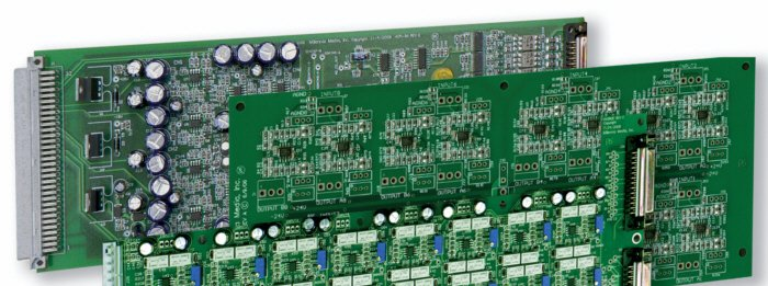 Output Expansion Card (for HV-3D Mic Preamp)