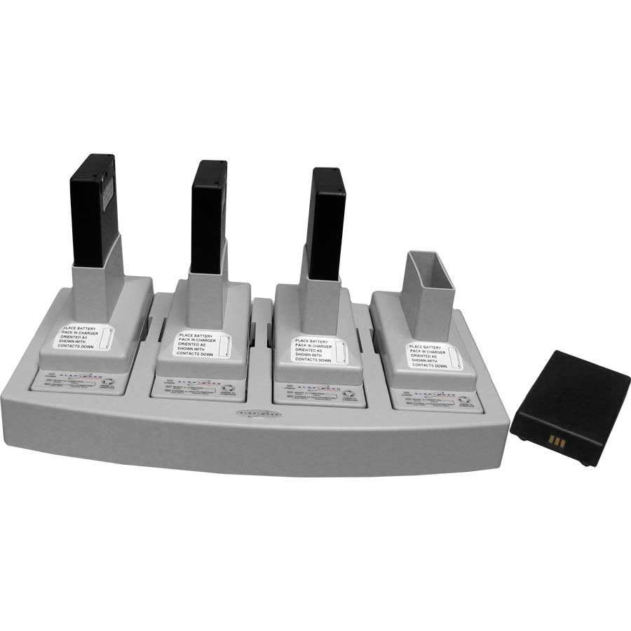 Charger 4 Battery Packs