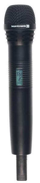 Handheld Transmitter, with DM 960 B Microphone Capsule
