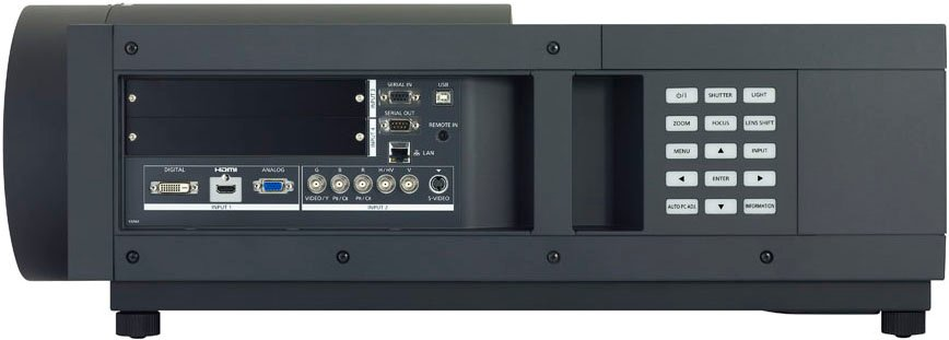 Panasonic PT-EX12K 13,000 Lumens XGA 2-Lamp LCD Projector PTEX12KU