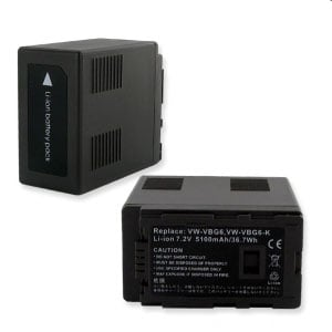 Interstate Battery CAM0239 Battery for Panasonic HMC camera CAM0239