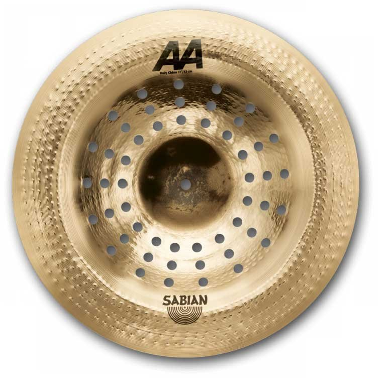 "17"" AA Holy China Cymbal in Natural Finish"