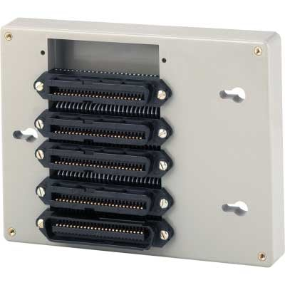 1x 4 25-Pair, 50-Pin Splitter